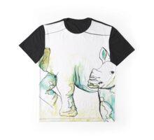 Rhinos  Graphic T-Shirt