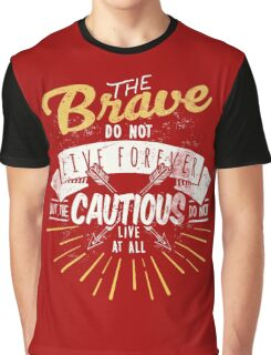 The brave. Graphic T-Shirt