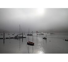 Tranquility Harbour Photographic Print