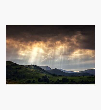 Walla Crag Photographic Print