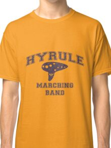 Hyrule Marching Band Classic T-Shirt