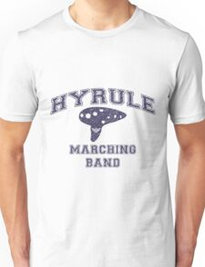 Hyrule Marching Band Unisex T-Shirt