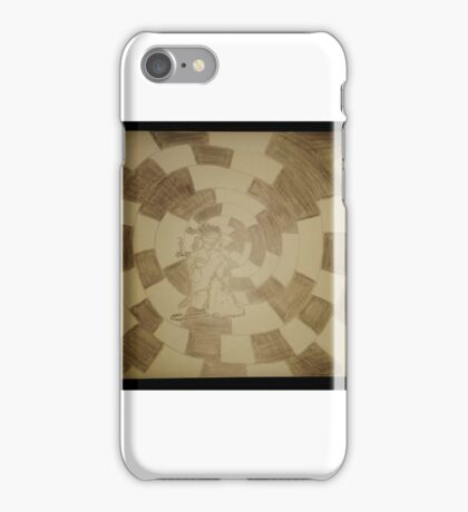 The Sultan Of Psychedelic  iPhone Case/Skin