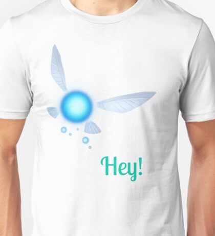 Navi-Hey! Unisex T-Shirt