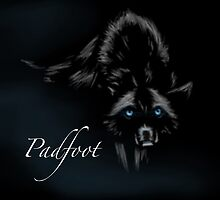 Padfoot phone cases Harry potter by Kzduniak
