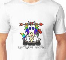 Sagittarius Unicorn Unisex T-Shirt