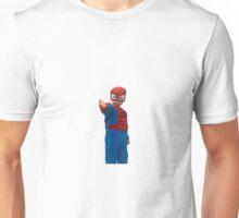 Kid Spiderman Costume Unisex T-Shirt