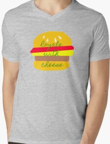 Royale With Cheese - Pulp Fiction Mens V-Neck T-Shirt