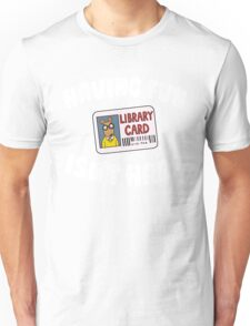 who's dewey Unisex T-Shirt