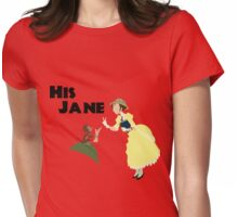 Disney's Tarzan - His Jane Couples Shirt for Her Womens Fitted T-Shirt