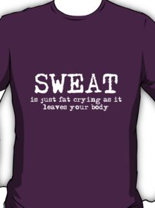 Crying Sweat T-Shirt