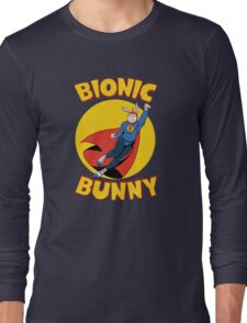 someone's in trouble! never fear! Long Sleeve T-Shirt