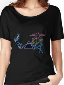 Dark side of the Poon's Women's Relaxed Fit T-Shirt