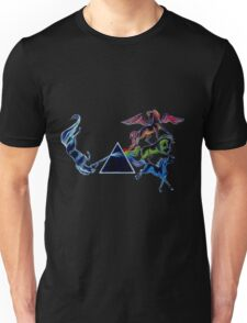 Dark side of the Poon's Unisex T-Shirt