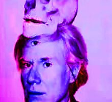 Mortality of Andy Warhol by Icarusismart