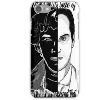 One of the angels iPhone Case/Skin