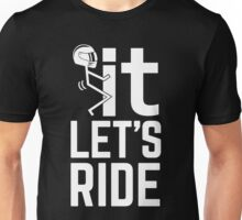 Motorrad T-shirt Unisex T-Shirt