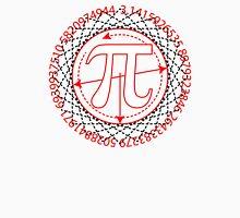 Pi  Sign Drawing Unisex T-Shirt