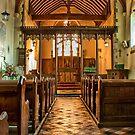 All Saints Burmarsh by Dave Godden