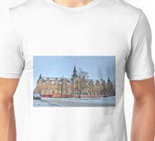 Nordiska Museum sideview Unisex T-Shirt