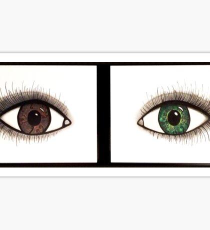 These Eyes Sticker