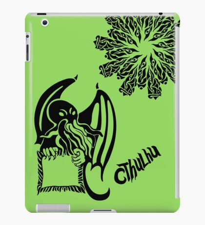 Cthulhu- Ink sketch. iPad Case/Skin