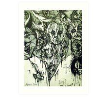 Birth by Stephen Serra Art Print