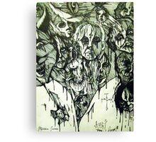 Birth by Stephen Serra Canvas Print