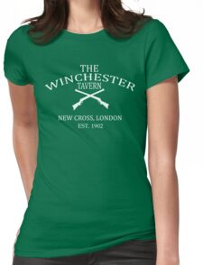 The Winchester Tavern - Shaun Of The Dead Womens Fitted T-Shirt
