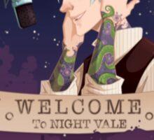 Nightvale community radio Sticker
