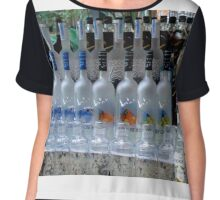 Pool Bar - Grey Goose anyone?  ^ Chiffon Top