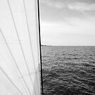 North Sea close to Dunkerque (France). by VanOostrum