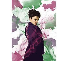 Missy / Master Doctor Who Photographic Print