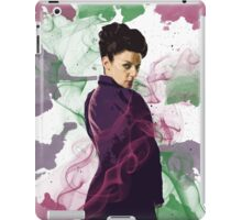 Missy / Master Doctor Who iPad Case/Skin