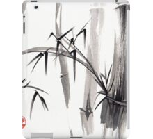 'after the rain' Original ink wash painting iPad Case/Skin