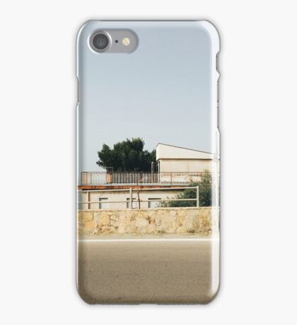 Sicilian Architecture iPhone Case/Skin