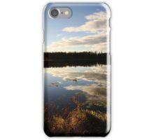 Clouds in a Lake iPhone Case/Skin
