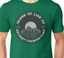 Island of Lian Yu - Archery Training Camp Unisex T-Shirt