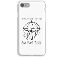 Sunshine City iPhone Case/Skin