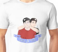 Dan and Phil  Unisex T-Shirt