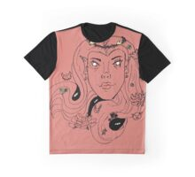 Mistress mother nature  Graphic T-Shirt