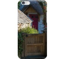 Penlyn Cottage iPhone Case/Skin