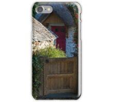 Penlyn Cottage iPhone Case/Skin