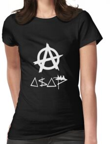 Anarchy ASAP Womens Fitted T-Shirt