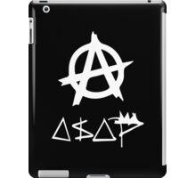 Anarchy ASAP iPad Case/Skin
