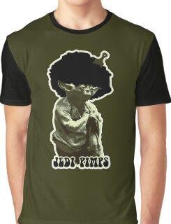 Yoda Jedi Pimps Graphic T-Shirt