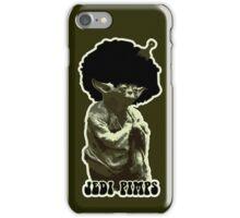 Yoda Jedi Pimps iPhone Case/Skin