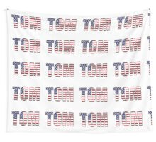 Tom (USA) Wall Tapestry