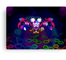 Kirby Super Star Ultra Marx Soul Canvas Print