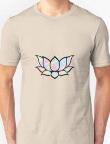 Lotus Trippy Cute Unisex T-Shirt